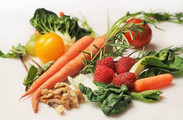 comidas durante la lactancia