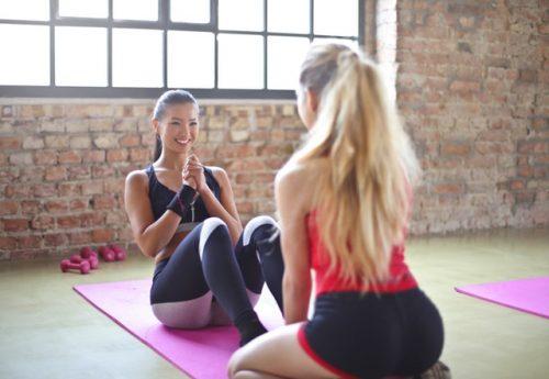 ejercicio en el postparto