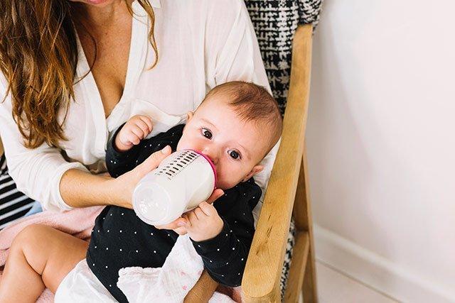 biberones anticolicos para bebé
