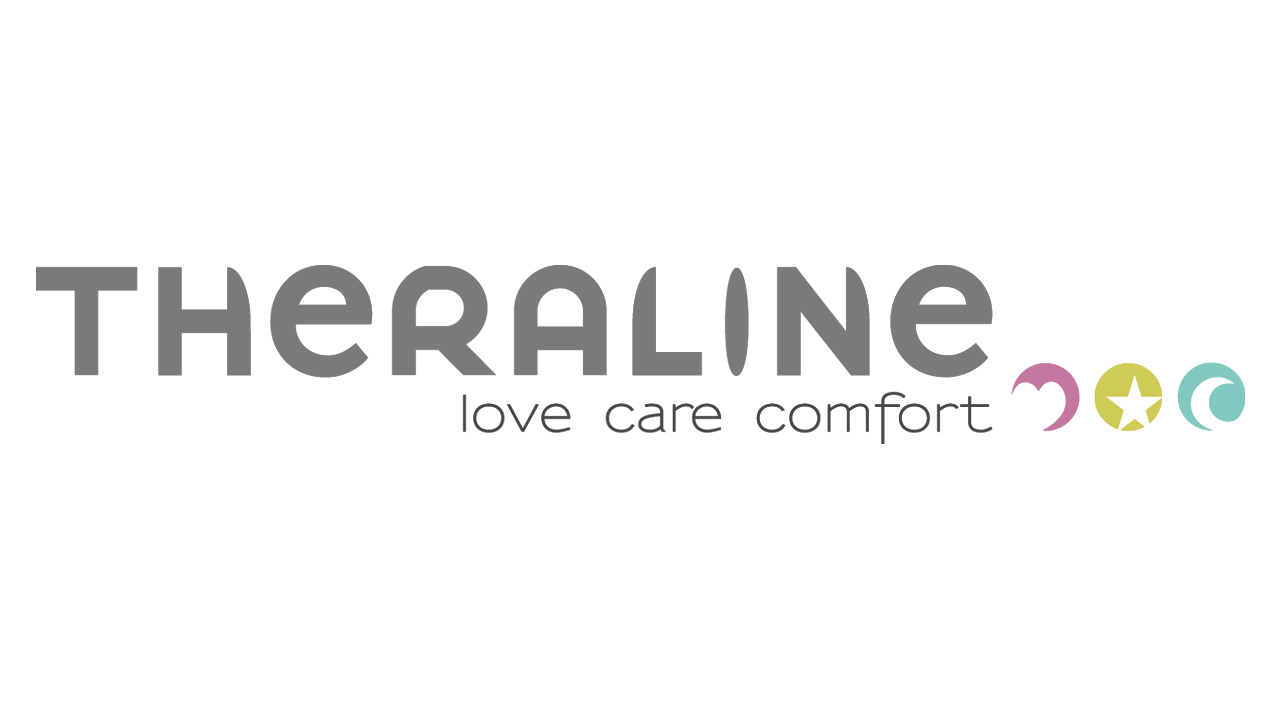 logo marca theraline