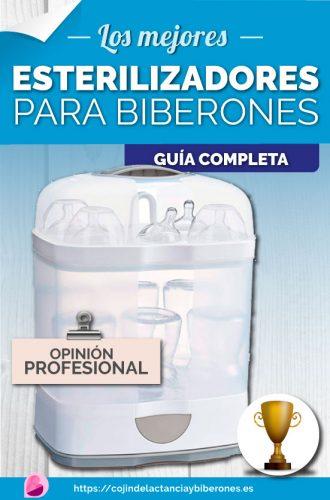 Guía completa sobre los mejores esterilizadores para biberones