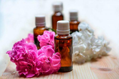 aceites para masaje bebé