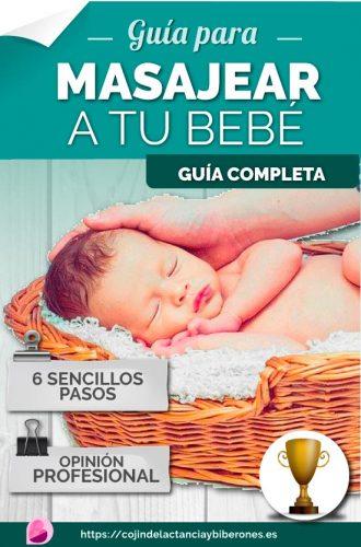 guia para masajear a tu bebé